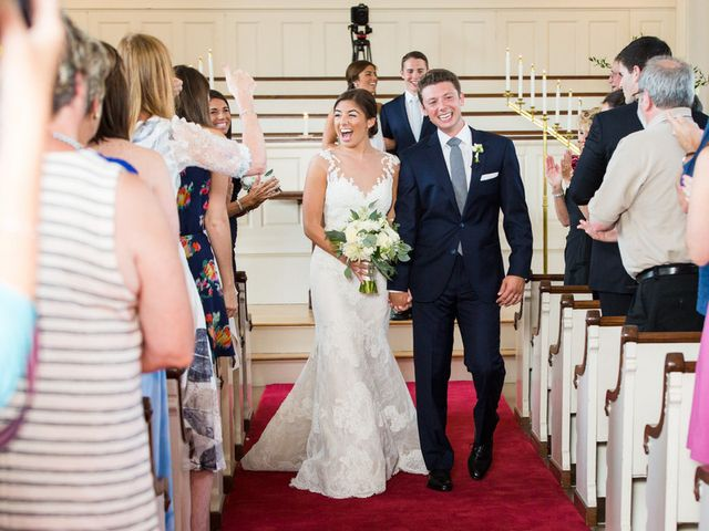 Carrie and Rob's Wedding in Hingham, Massachusetts 14