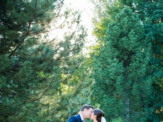 Carrie and Rob's Wedding in Hingham, Massachusetts 16