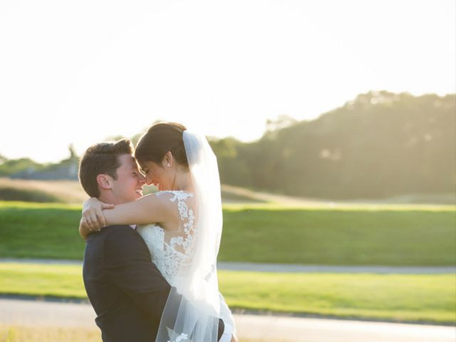 Carrie and Rob's Wedding in Hingham, Massachusetts 17