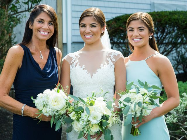 Carrie and Rob's Wedding in Hingham, Massachusetts 8