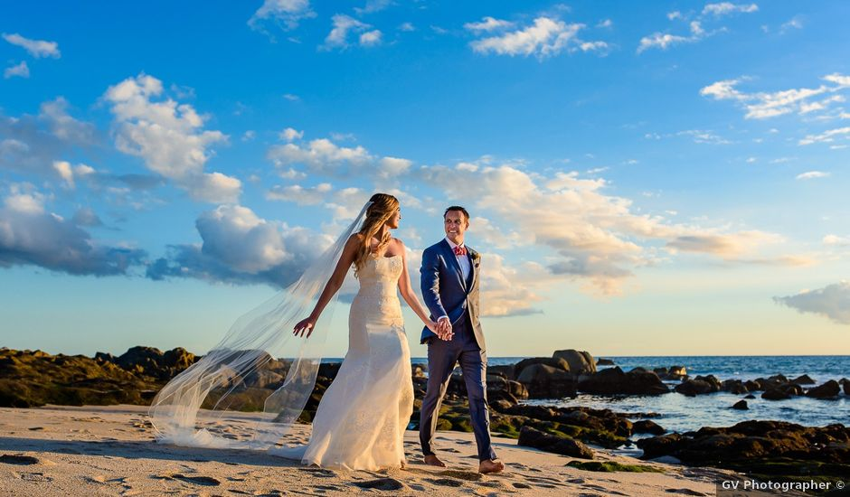Chris and Jackie's Wedding in Cabo San Lucas, Mexico