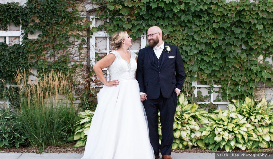 Bethany and Ethan's Wedding in Saint Paul, Minnesota