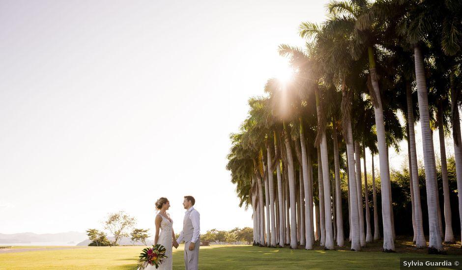 Elijah and Corinne's Wedding in Guanacaste, Costa Rica