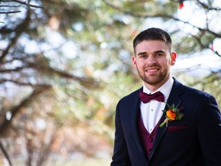 Jake and Alison's Wedding in Littleton, Colorado 12