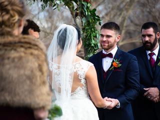 Jake and Alison's Wedding in Littleton, Colorado 17
