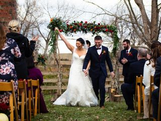 Jake and Alison's Wedding in Littleton, Colorado 18
