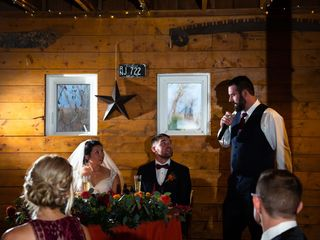 Jake and Alison's Wedding in Littleton, Colorado 26
