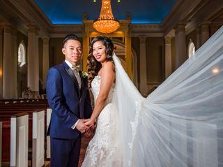 The wedding of Nilofur and Vincent