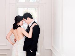 The wedding of Rachel and Yong