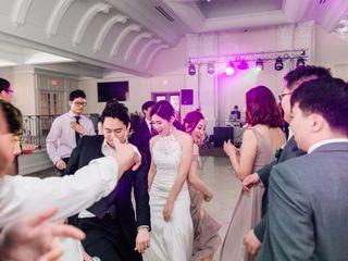 The wedding of Rachel and Yong 3