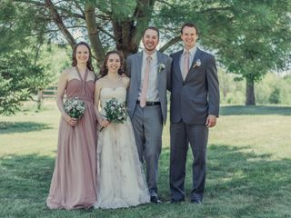 The wedding of Bethany and Bradley 1