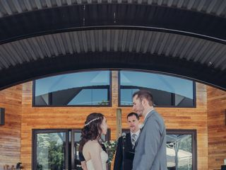The wedding of Bethany and Bradley 2