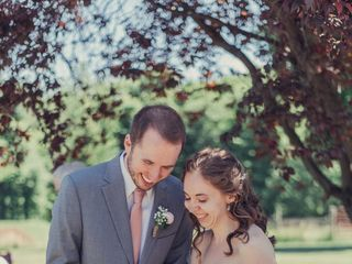 The wedding of Bethany and Bradley 3