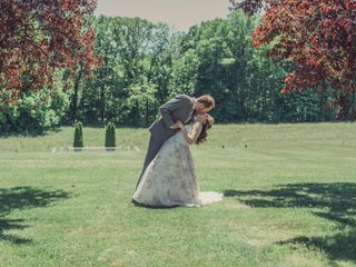 The wedding of Bethany and Bradley