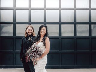 The wedding of Brooke and Tanner 2