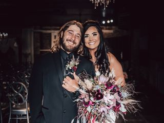 The wedding of Brooke and Tanner