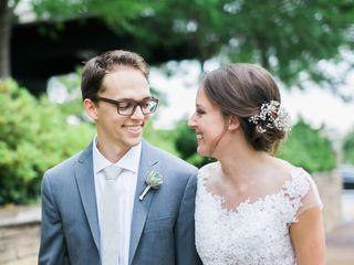 The wedding of Jamie and Lauren 1