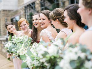Lauren and Jamie's Wedding in Montgomery, Alabama 3