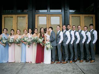 Lauren and Jamie's Wedding in Montgomery, Alabama 14