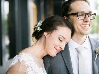 Lauren and Jamie's Wedding in Montgomery, Alabama 15