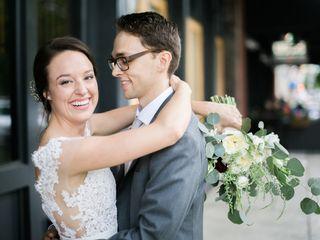 Lauren and Jamie's Wedding in Montgomery, Alabama 16