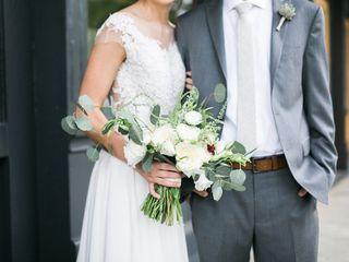 Lauren and Jamie's Wedding in Montgomery, Alabama 17