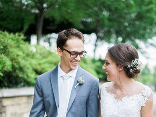 Lauren and Jamie's Wedding in Montgomery, Alabama 18