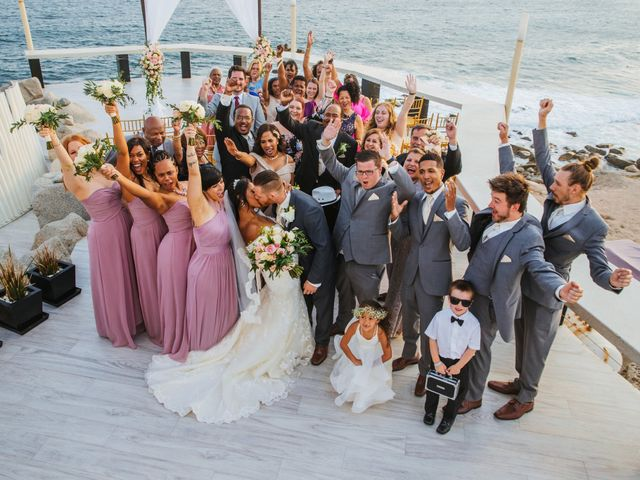 Brandon and Brianna's Wedding in Puerto Vallarta, Mexico 1