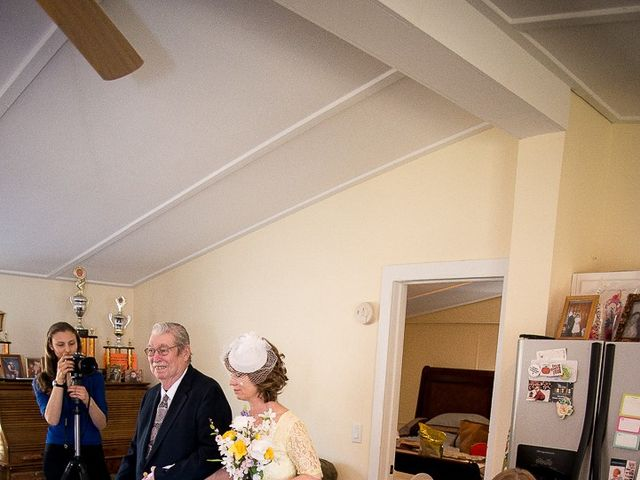 Cecil and Diana's Wedding in East Jordan, Michigan 13