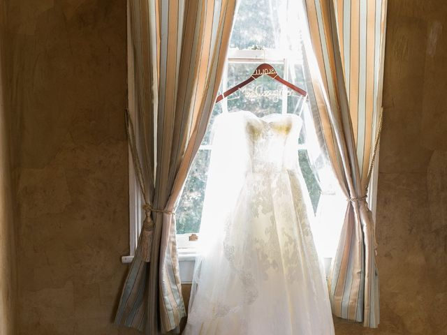 Andy and Brittany's Wedding in Charleston, South Carolina 6