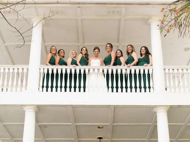 Andy and Brittany's Wedding in Charleston, South Carolina 5