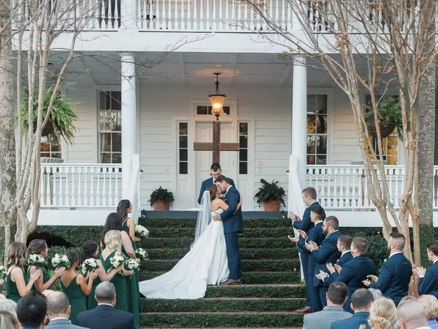 Andy and Brittany's Wedding in Charleston, South Carolina 1
