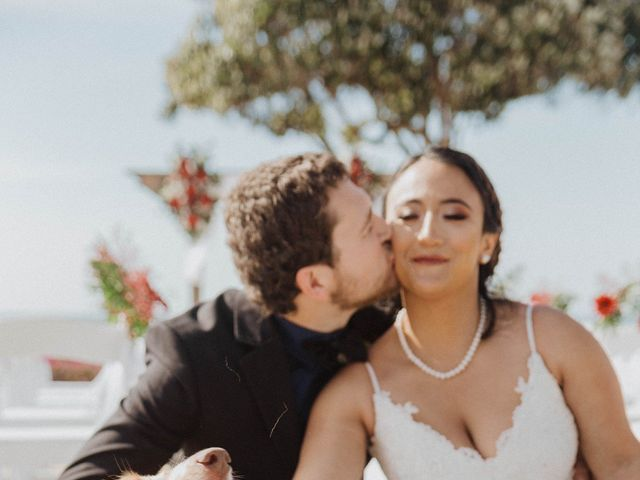 Angie and Jake's Wedding in San Diego, California 4