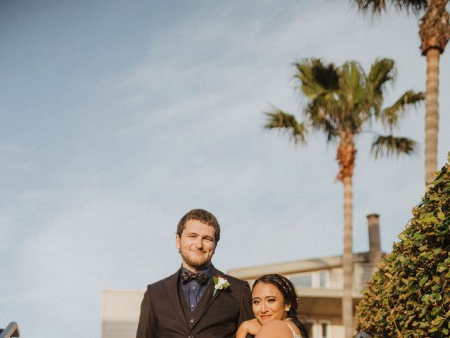 Angie and Jake's Wedding in San Diego, California 8
