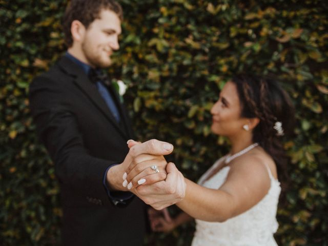 Angie and Jake's Wedding in San Diego, California 9