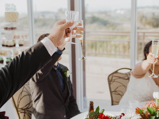 Angie and Jake's Wedding in San Diego, California 25
