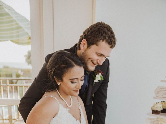 Angie and Jake's Wedding in San Diego, California 28
