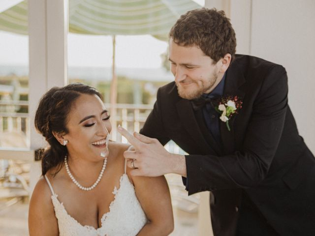 Angie and Jake's Wedding in San Diego, California 29