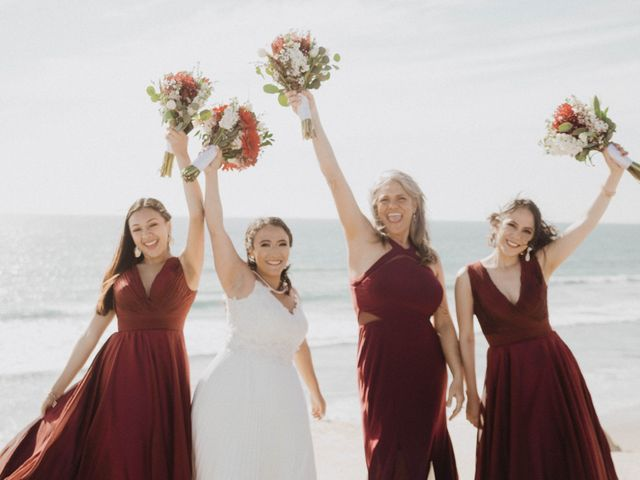 Angie and Jake's Wedding in San Diego, California 33