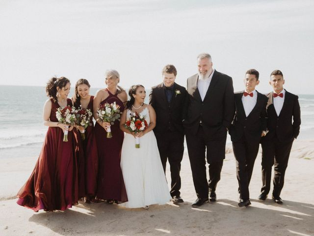 Angie and Jake's Wedding in San Diego, California 34