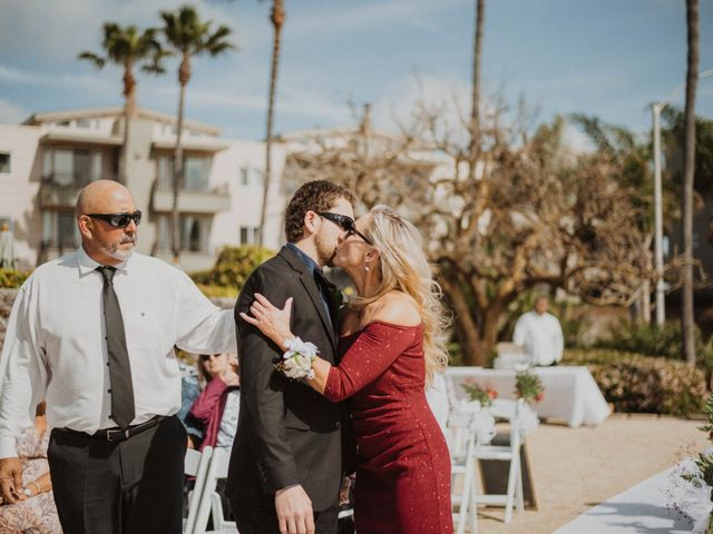 Angie and Jake's Wedding in San Diego, California 36
