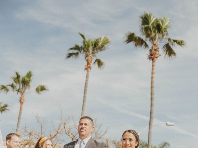 Angie and Jake's Wedding in San Diego, California 38