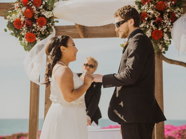 Angie and Jake's Wedding in San Diego, California 42