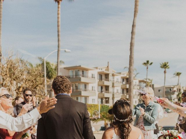 Angie and Jake's Wedding in San Diego, California 43