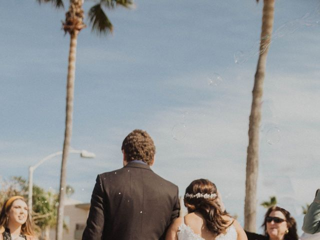 Angie and Jake's Wedding in San Diego, California 44