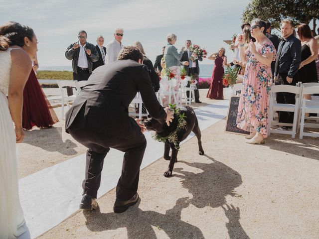 Angie and Jake's Wedding in San Diego, California 45