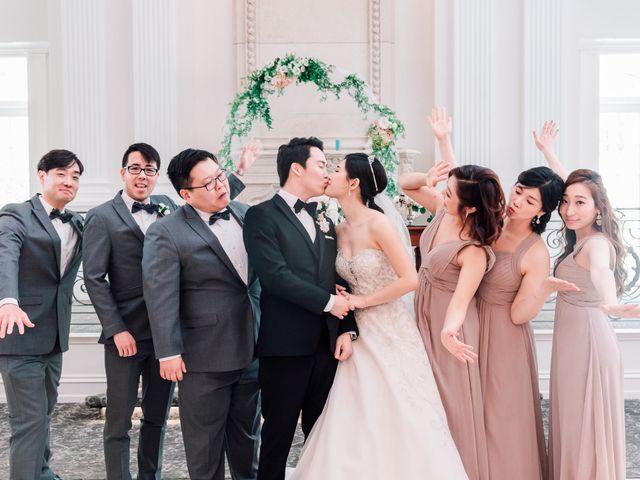 Yong and Rachel's Wedding in Belleville, New Jersey 13