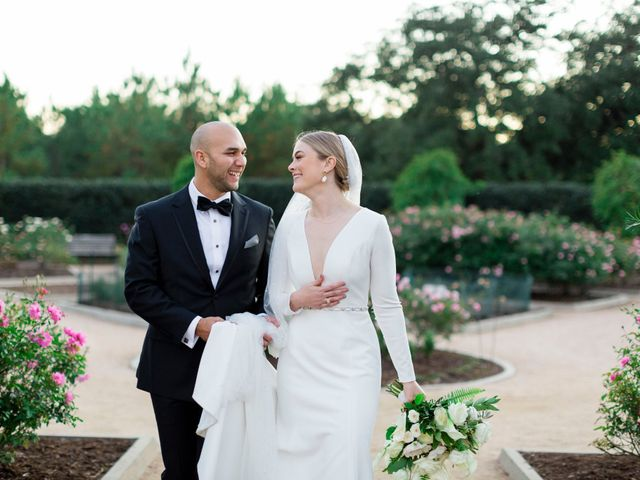 The wedding of Stephanie and Steven