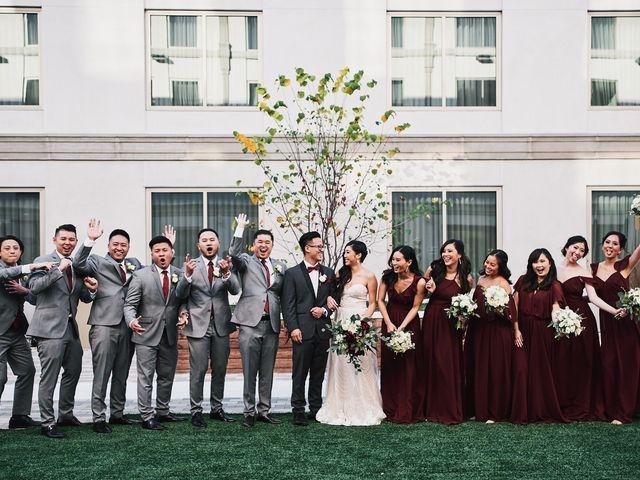 Daniel and Shirley's Wedding in San Gabriel, California 12
