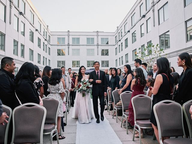Daniel and Shirley's Wedding in San Gabriel, California 15